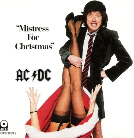 Strange Christmas Album Cover (12)