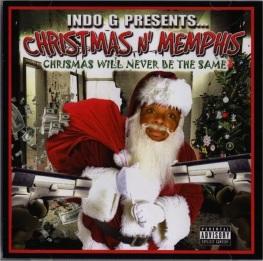 Strange Christmas Album Cover (22)