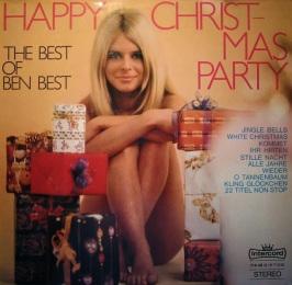 Strange Christmas Album Cover (5)