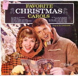 the-caroleers_favorite-christmas-carols-album-cover