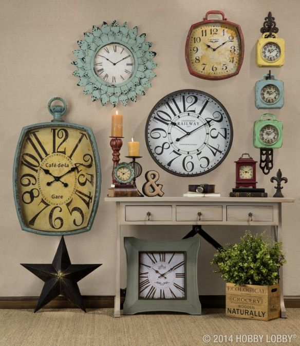 steampunk clock Junkyard Clock Unique and Hand made driftwood clock