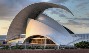 The-Auditorio-de-Tenerife-Spain