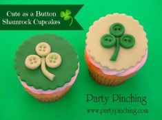 Because these shamrocks have buttons for leaves. Still, they are as cute as a button as the name says.
