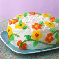 Of course, this might more of a spring cake than an Easter one. Still, since Easter is tied to spring, it goes on this post.