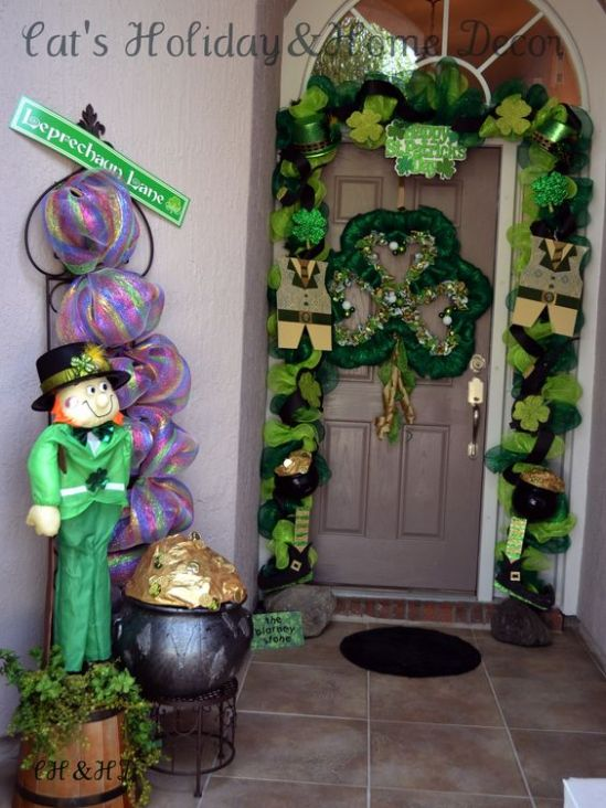 Top of the morning with these lucky saint patrick s day for B day decoration photos