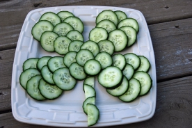 clover-shaped-cucumbers