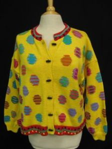 Okay, this one seems like something a clown would wear. And not one with good fashion sense either.