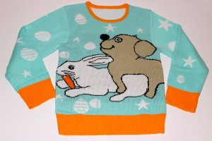 Okay, that's just totally wrong. Why do they have to make sweaters like these, why?
