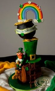 st-patricks-day-edible-art-cupcakes