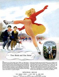 Vintage-Winter-Ads-Springs-Mills