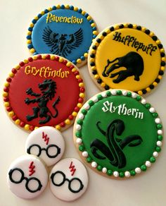 Well, they're professionally made sugar cookies. But you have to love how they're designed.