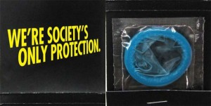 Really? Watchmen condoms? I'm sure if a guy needed STD protection, he could go to the nearest drug store. Just saying.