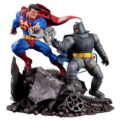 Because nothing exemplifies togetherness like Batman and Superman going at it. Nevertheless, they ought to know better and just make up. For the good of humanity.