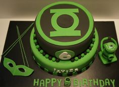 Includes a Green Lantern mask and a green lantern. Still, I'm sure fans might enjoy this.