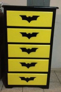 Not sure if these were a DIY project. But I think these drawers were well painted if you ask me.