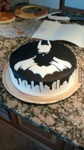 I think this one might be inspired by The Dark Knight Trilogy. But you can never be sure.