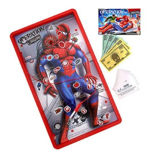 Are you the kind of Spider Man fan who constantly fantasizes butchering the famous webslinger and taking out his internal organs? If so, then this is the game for you, you sick bastard.