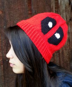 Not really familiar with Deadpool. But this hat is pretty cool.