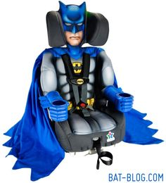 Sure your kid might like it. But that doesn't stop the fact that Batman seems to be in a rather uncomfortable position.