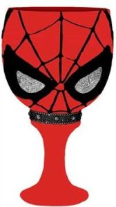 Spider Man has a pimp cup? Seriously, Marvel? What the hell were you thinking?