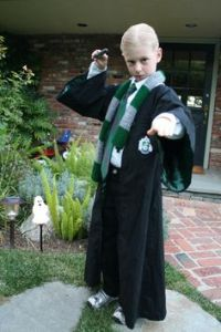 Sure he might be a Hogwarts bully from Slytherin. But wait until Voldemort assigns him to kill Dumbledore in Book 6.