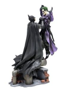 Because nothing brings fond memories like Batman holding the Joker up at his jacket. Yes, great times.