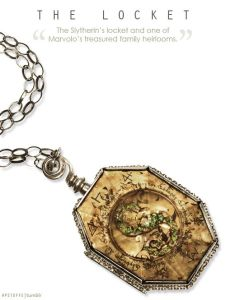 Of course, Voldemort stole this from his mother's family and turned it into a horcrux. It's been causing all kinds of terrible shit ever since.
