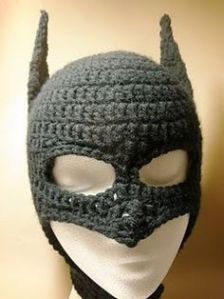 This is made for a child even if it's a partial ski mask. But I'm sure there are plenty of adults who wouldn't mind one.