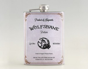 Yes, the kind of potion for werewolves that'll keep them from transforming on their time of the month. However, it's bound to make them ill though.