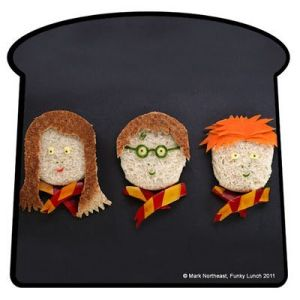 These consist of Harry, Ron, and Hermione. And I swear your kids are going to love these.