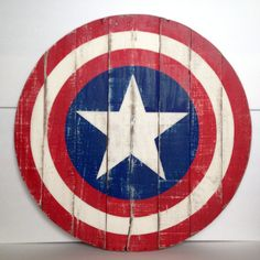 Though made from strips of wood, it was cut in a circular shape. How it was accomplished, I'll never know.