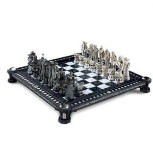 Of course, it's not as violent as Wizard Chess in Harry's world. Also, it costs a whopping $395.95, which is ridiculous.