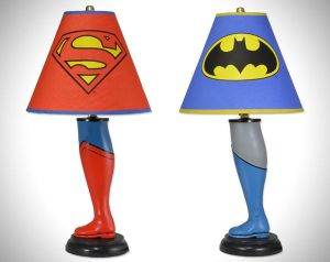 Guess this was inspired by the leg lamp from Christmas Story. Still, these are just crazy if you ask me.