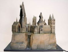 Wonder what happened here? Battle of Hogwarts? Fred and George escaped from the tower after turning a corridor into a swamp? Someone had a mishap with a spell?