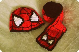 Not sure if I want to wear something with eyes like that. But it's Spider Man so I guess it's cool.