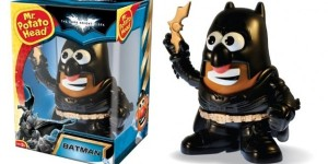 "From What Culture: ""It even makes a modicum of sense for there to be a Batman version of the toy (particularly if you're in to collecting all things Mr. Potato Head-related) – but a Mr. Potato Head based on the moody, dark, atmospheric hit movie The Dark Knight Rises? Stupid, just stupid. It's a huge juxtaposition to combine the two franchises and a sad mockery of a great film. It's like trying to sell a Freddy Krueger Care Bear, a Norman Bates Beanie Baby or a Texas Chainsaw Massacre Fisher Price play-set. Although heroic, Batman is a figure of fear – especially Christian Bale's adaptation – so to represent him in potato form is something of a no-no (and that really should go without saying)."""