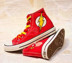 Sure they may not get you to run like the Flash. But they sure look really cool.
