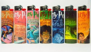 I don't know about you but these look like cigarette lighters to me. Oh, wait they are cigarette lighters, which is kind of disturbing if you ask me.