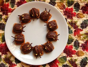Sure cockroach clusters are marketed as Harry Potter treats. But when I hear about them, I think of Monty Python.