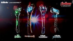 Seems like this is collection of very expensive razors that you wouldn't find in a drugstore. Seriously, how many times will a guy use these before they have to replace the blade?