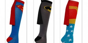 Yes, these are socks with capes. And yes, they'd probably look stupid if you wear them with shoes in public.
