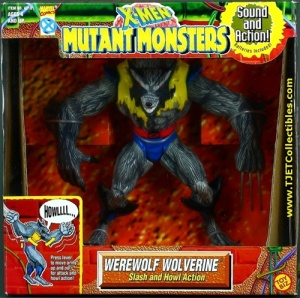 "From the Robot's Voice: ""Man, I don't remember the storyline where Wolverine turned into a werewolf, but if it was anything like Captain America's ""Capwolf"" Saga, then it must have been a humdinger. I've also heard good things about the Werewolf by Night storyline where he gets bitten by a mystical wolverine, turning him into the ferocious Wolverine Werewolf."""