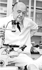 Throughout his career, Maurice Hilleman developed over 40 vaccines with 8 of those among the 14 recommended in current vaccine schedules. He's credited with saving more lives than any other medical scientist in the 20th century. Sad he's not as well known as he should.