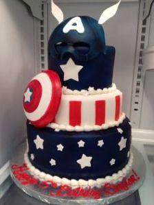 Deadpool Underneath The Cake