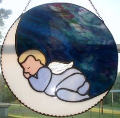 Yes, this is quite cute. Still, think it's more suitable for nighttime decor. Not so much as a suncatcher.