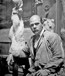 Sculptor Gutzon Borglum is best known for carving 4 presidents into Mount Rushmore in Rapid City, South Dakota. However, we should note that Borglum had deep racist convictions in Nordic superiority and was a member of the Klu Klux Klan.