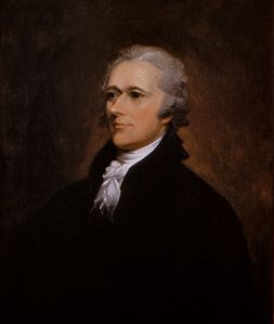 """Unless your government is respectable, foreigners will invade your rights; and to maintain tranquillity you must be respectable; even to observe neutrality you must have a strong government."" -from (1788) stumping for ratification for the US Constitution, no doubt. Alexander Hamilton knew the value of a strong central government."