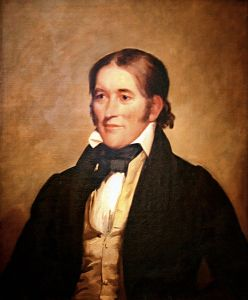 Davy Crockett became famous in his lifetime for his larger-than-life that were popularized in stage plays and almanacs. Even in death, he continues to credited with acts of mythical proportion.