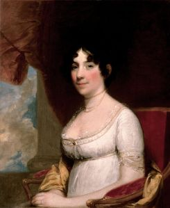 Dolley Madison is one of the best known First Ladies who helped boost her husband's popularity with her iconic style and social presence, hosted the first inaugural ball in Washington D.C., and saved a portrait of George Washington when the British torched the White House during the War of 1812. Still, in 1794, 43-year-old James Madison managed to shock everyone by marrying her.