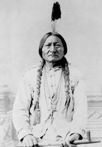 """I hardly sustain myself beneath the weight of white men's blood that I have shed. The whites provoked the war; their injustices, their indignities to our families, the cruel, unheard of and wholly unprovoked massacre at Fort Lyon … shook all the veins which bind and support me. I rose, tomahawk in hand, and I have done all the hurt to the whites that I could."""